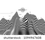 landscape background. terrain.... | Shutterstock .eps vector #1094967608