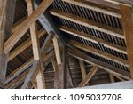 Traditional Roof Structure With ...