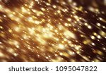 brilliant gold background with... | Shutterstock . vector #1095047822