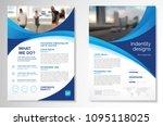 template vector design for... | Shutterstock .eps vector #1095118025