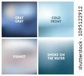 abstract vector silvery gray... | Shutterstock .eps vector #1095122912