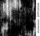 abstract grunge grid stripe... | Shutterstock .eps vector #1095130166