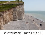 the south of england | Shutterstock . vector #1095171548
