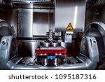 metalworking cnc milling... | Shutterstock . vector #1095187316