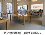 amsterdam  netherlands  ... | Shutterstock . vector #1095188372
