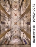 Ceiling Of The Gothic Church O...