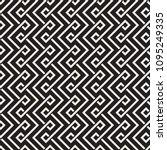 vector seamless pattern. modern ... | Shutterstock .eps vector #1095249335