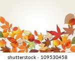 vector cute  colorful  hand... | Shutterstock .eps vector #109530458