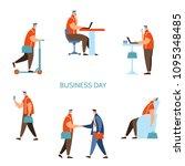 vector illustration of a... | Shutterstock .eps vector #1095348485