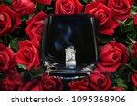 still light a smoking cigarette ...   Shutterstock . vector #1095368906
