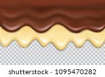 vector flowing delicious... | Shutterstock .eps vector #1095470282