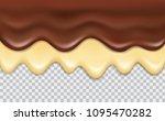 vector flowing delicious... | Shutterstock .eps vector #1095470282