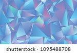 abstract vector background.... | Shutterstock .eps vector #1095488708