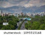tehran  iran  april 2018 ...   Shutterstock . vector #1095515168