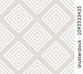 vector geometric seamless... | Shutterstock .eps vector #1095533435