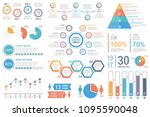 infographic elements for...   Shutterstock .eps vector #1095590048