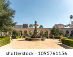 pasadena  california   usa  ... | Shutterstock . vector #1095761156