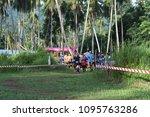 ko samui  thailand   may 20 ... | Shutterstock . vector #1095763286