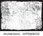 grunge overlay texture....   Shutterstock .eps vector #1095868232