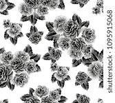 abstract elegance seamless... | Shutterstock . vector #1095915068