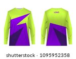 jersey design for extreme...   Shutterstock .eps vector #1095952358