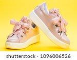 comfortable footwear concept.... | Shutterstock . vector #1096006526
