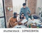 talk speak company tablet... | Shutterstock . vector #1096028456