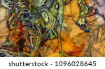 art abstract colorful geometric ... | Shutterstock . vector #1096028645