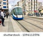 algiers  algeria   may 10  2018 ... | Shutterstock . vector #1096113596