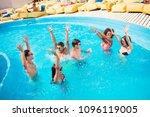 international season cool... | Shutterstock . vector #1096119005