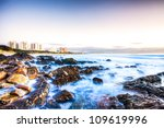 Hdr Image Of Dias Beach In...