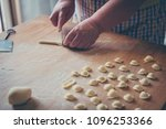process making of typical...   Shutterstock . vector #1096253366