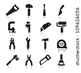 tools icons | Shutterstock .eps vector #109626056