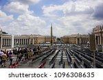 vatican city  vatican   june 10 ... | Shutterstock . vector #1096308635