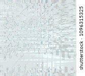 weird abstract pattern and... | Shutterstock . vector #1096315325