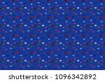 seamless raster background with ... | Shutterstock . vector #1096342892