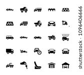 automobile icon. collection of...   Shutterstock .eps vector #1096406666