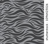 seamless wavy pattern. paper... | Shutterstock .eps vector #1096425026