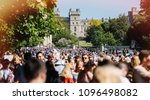 windsor  berkshire  united... | Shutterstock . vector #1096498082