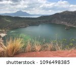 Green Lake  Taal Volcano ...