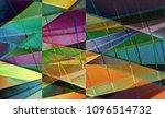 colorful digital background art ...   Shutterstock . vector #1096514732
