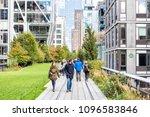 new york city  usa   october 30 ... | Shutterstock . vector #1096583846