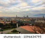 piazzale michelangelo  florence ... | Shutterstock . vector #1096634795