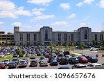 hershey  pa  usa   may 21  2018 ... | Shutterstock . vector #1096657676