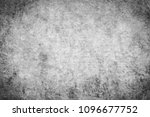 black and white of oil painting ... | Shutterstock . vector #1096677752