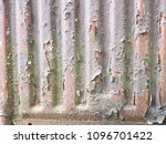 rusty surface of metal plate... | Shutterstock . vector #1096701422