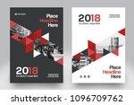 city background business book... | Shutterstock .eps vector #1096709762