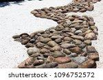 t made its way crushing stone....   Shutterstock . vector #1096752572