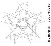 geometric patterns etudes... | Shutterstock .eps vector #1096757858