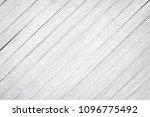 rustic wood texture white ... | Shutterstock . vector #1096775492
